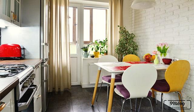 Ide Dekorasi Ruang Makan Di Tempat Sempit Tak Luas Tak Masalah