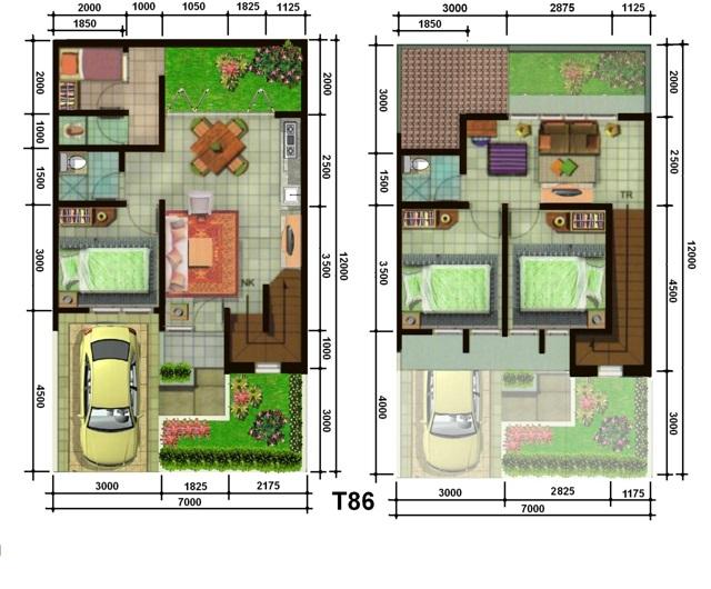 Rumah Type 90 Simpel Hingga Mewah Ini 8 Inspirasi Desainnya