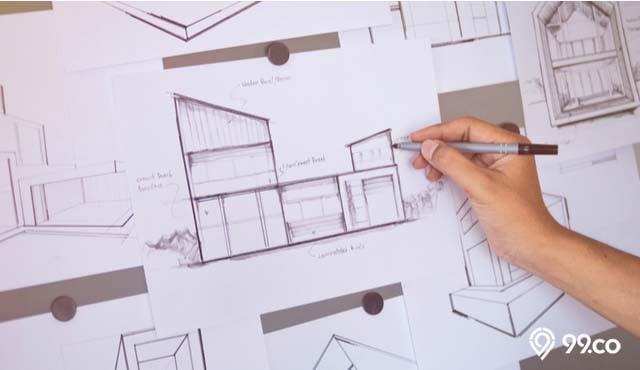 7 Inspirasi Denah Rumah 8x12 yang Bisa Kamu Aplikasikan untuk Rumahmu!