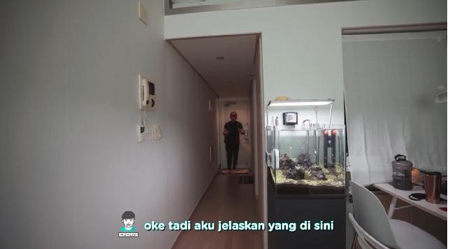 apartemen minimalis Hansol