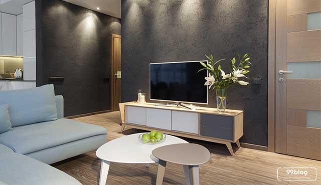 Desain Apartemen Minimalis Hangat untuk Ruang Sempit. Super Cozy!