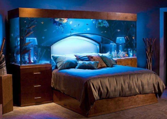desain aquarium