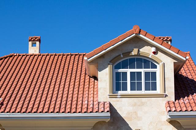 atap limas sederhana