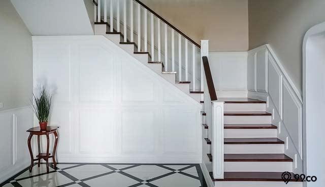 desain bordes tangga