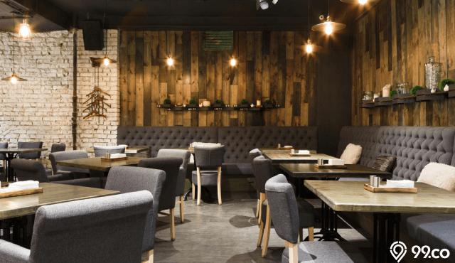 5 Desain Cafe Unik dari Kayu, Minimalis dan Menarik Pengunjung!