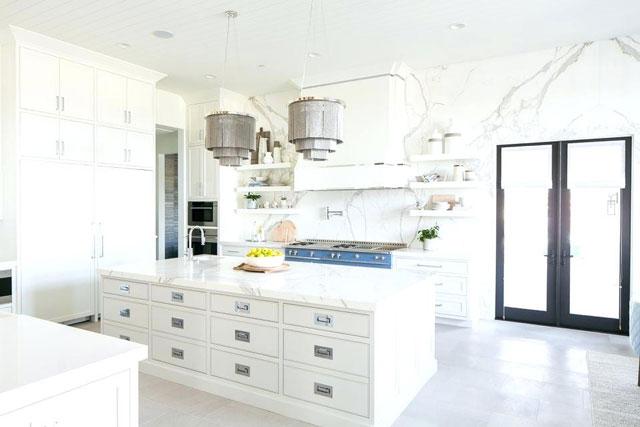 desain dapur bersih