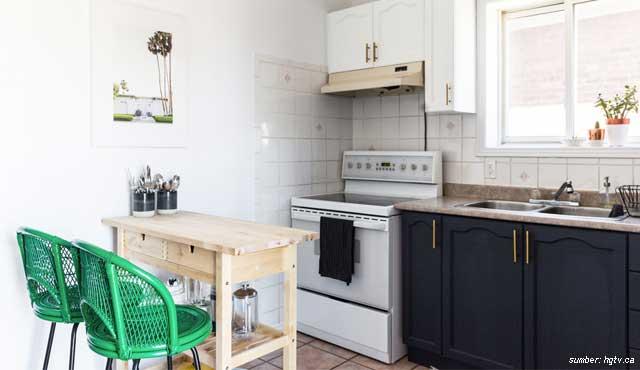 9 Desain Dapur Minimalis Untuk Rumah Kecil Yang Mempesona