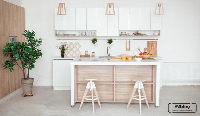 6 Ide Desain Dapur Minimalis 2x2, Bikin Area Memasak Jadi Cantik di Lahan Terbatas