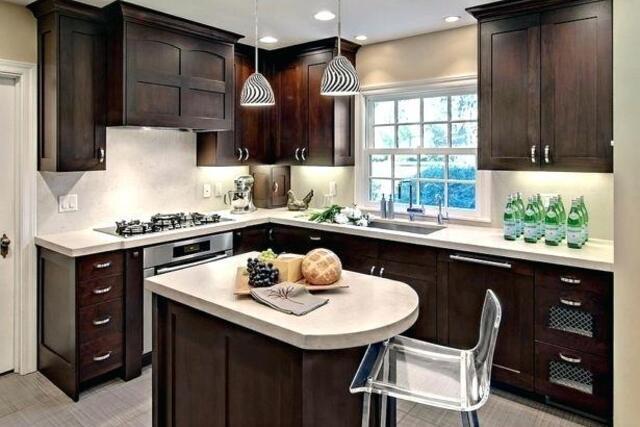 desain dapur minimalis 3x3 klasik