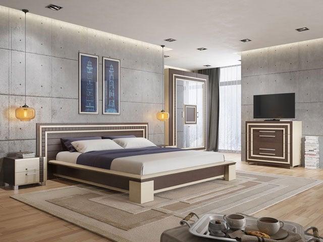 desain dinding kamar