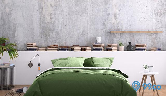 7 Desain Dinding Kamar Tercantik Berdasarkan Materialnya. Mana yang Paling Keren?