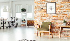 desain dinding rumah