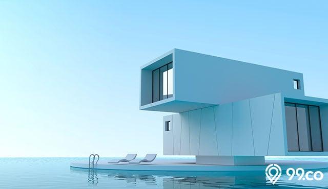 Mengenal Desain Futuristik: Representasi Bangunan Masa Depan yang Nyentrik | Dilengkapi Penjelasan Karakteristik dan Contoh!