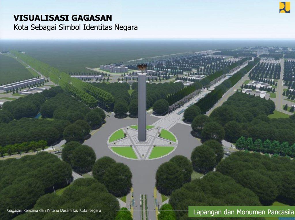 desain ibu kota baru
