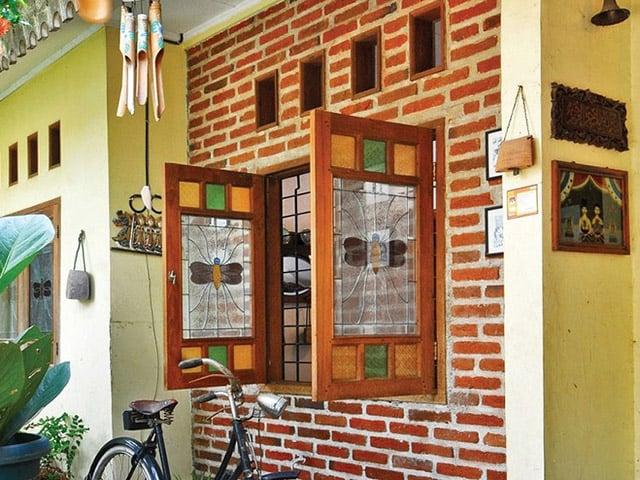 desain jendela klasik