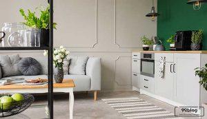 desain kabinet dapur