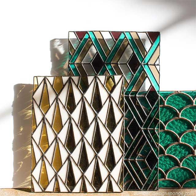 7 Desain Kaca Patri Minimalis ala Desainer Interior Ternama