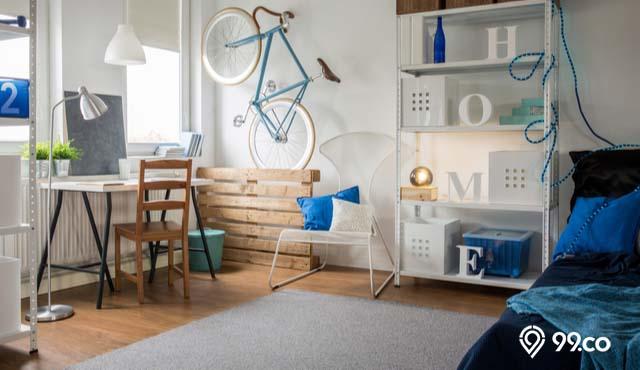 desain kamar kost minimalis