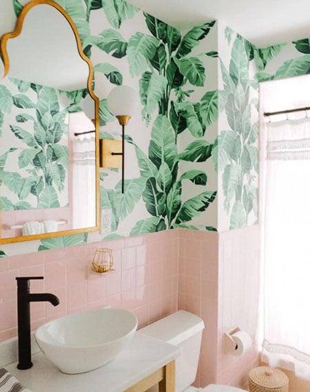 desain kamar mandi cute