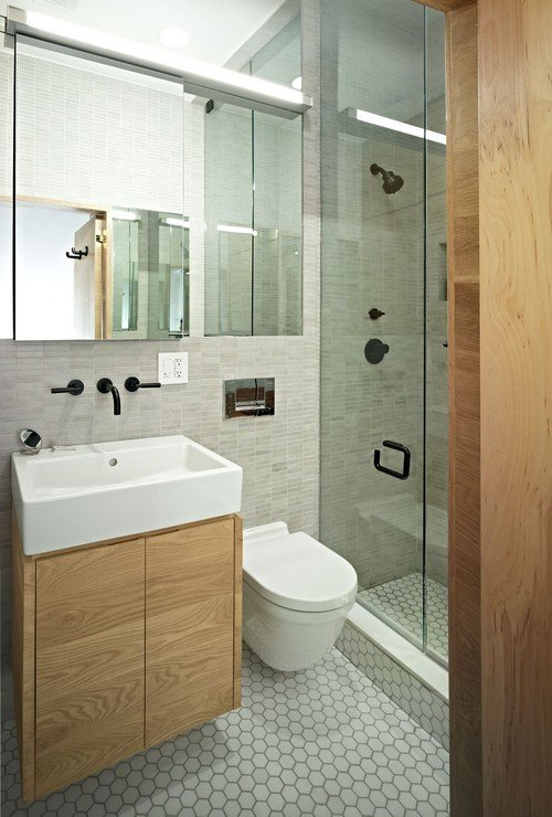ukuran kamar mandi minimalis