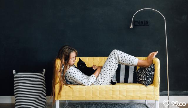 15 Inspirasi Desain Kamar Minimalis yang Jadikan Ruangan Lebih Lega