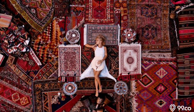 6 Model Karpet Permadani Terbaik Tahun 2020 | Terapkan Kesan Istimewa dalam Rumah!