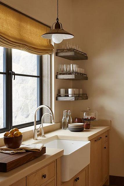 kitchen set kayu