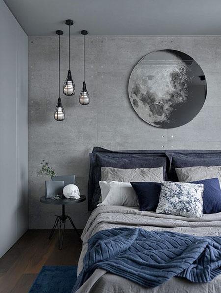 desain lampu gantung kamar tidur