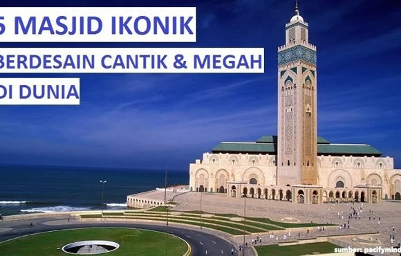 desain masjid megah