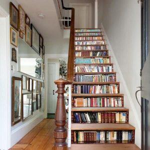 9 gambar perpustakaan dan ruang baca inspiratif untuk