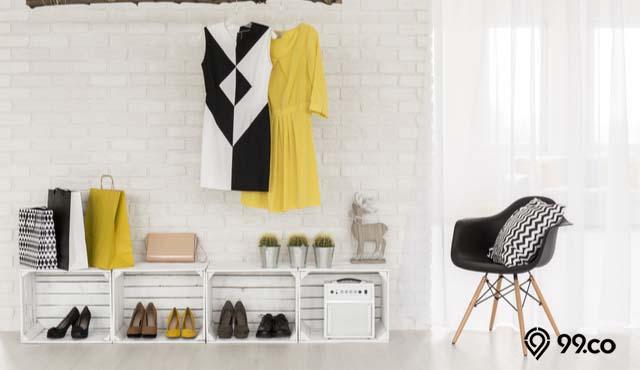9 Desain Rak Sepatu Kayu Terbaik. Interior Juga Jadi Lebih ...