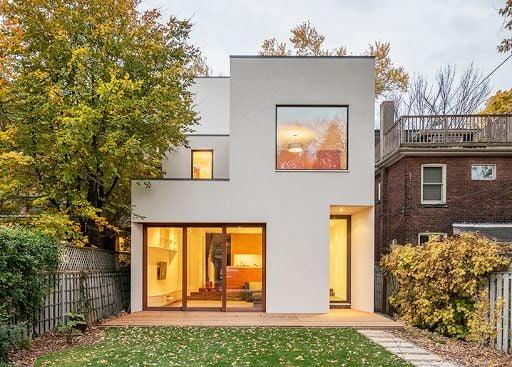 Desain Rumah Kecil Kontemporer