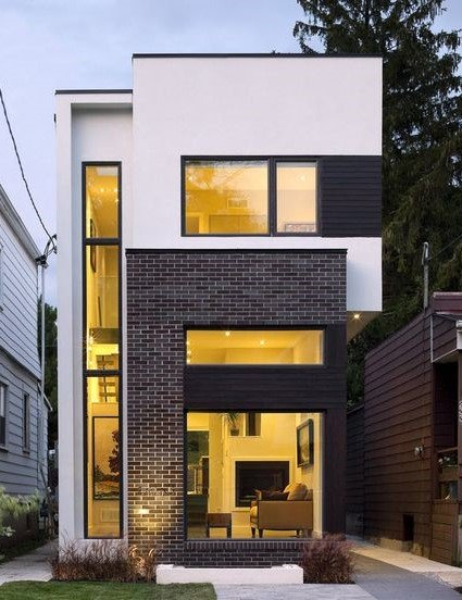 Rumah Kecil Modern Klasik