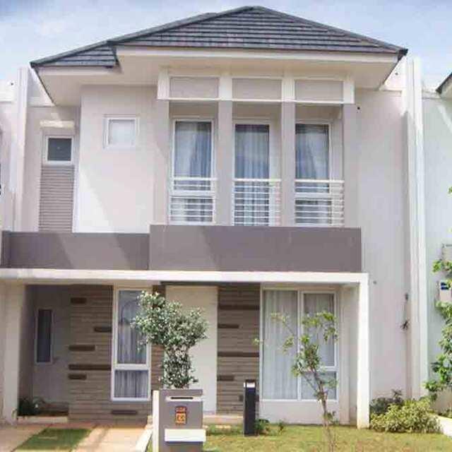 7 Desain Rumah Minimalis 2 Lantai Sederhana Untuk Keluarga Kecil