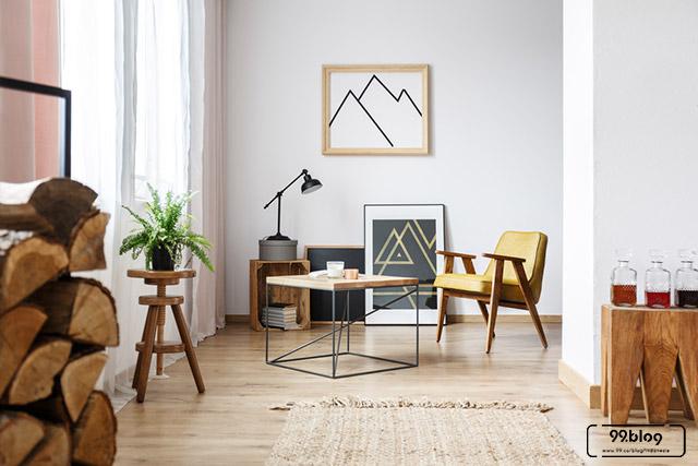desain rumah scandinavian minimalist