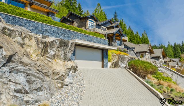 6 Inspirasi Desain Rumah Tanah Miring ke Belakang dan Cara Membangunnya