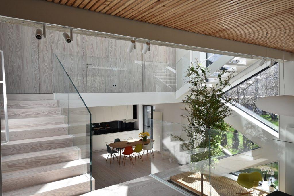 split level untuk menambah lantai