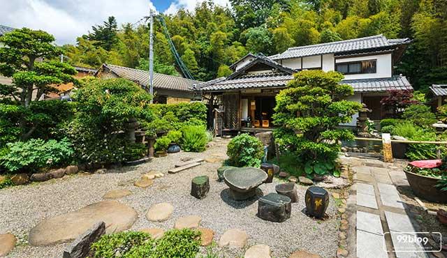 5 Desain Taman Jepang Model Taman Minimalis Yang Tradisional