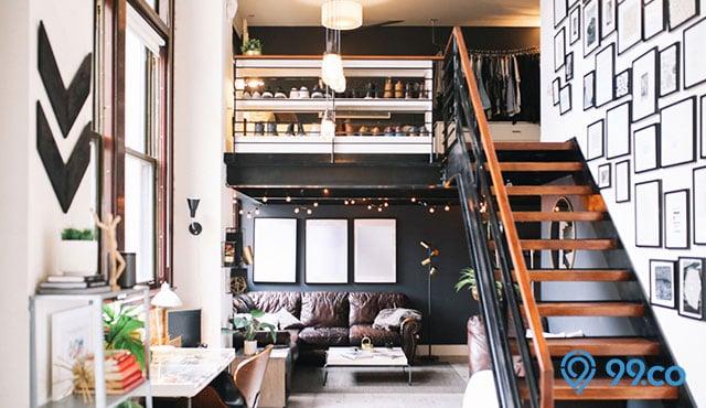 12 Desain Tangga Kayu Minimalis Terbaik agar Rumah Terlihat Lebih Luas dan Estetik!