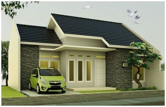 70 Gambar Contoh Teras Rumah HD Terbaru