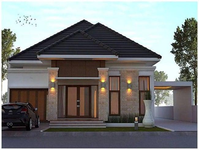 7 Desain Teras Rumah Minimalis Untuk Hunian Modern