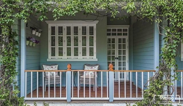 7 Inspirasi Desain Teras Kecil Ini Bikin Tampilan Rumah Jadi Makin Cantik