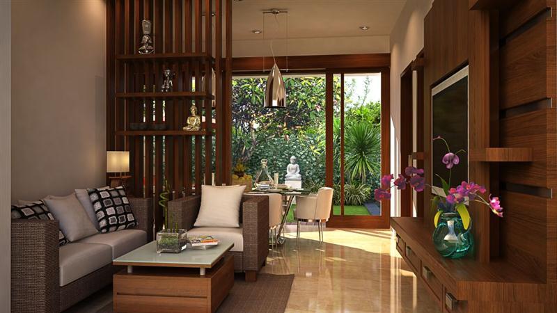 interior rumah type 56