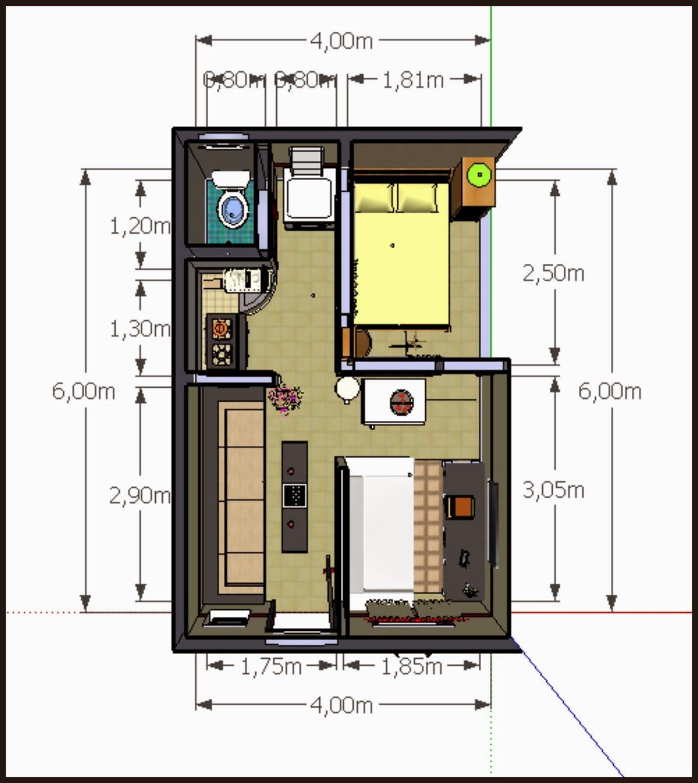 Desain Tipe Rumah Minimalis 2020 Dari Yang Terkecil Sampai Termewah