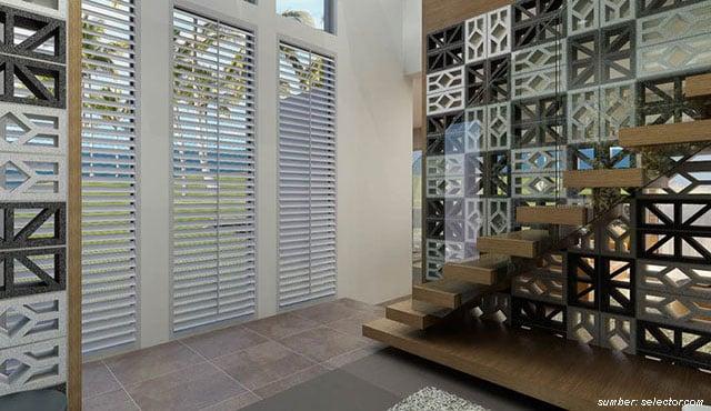 desain ventilasi rumah