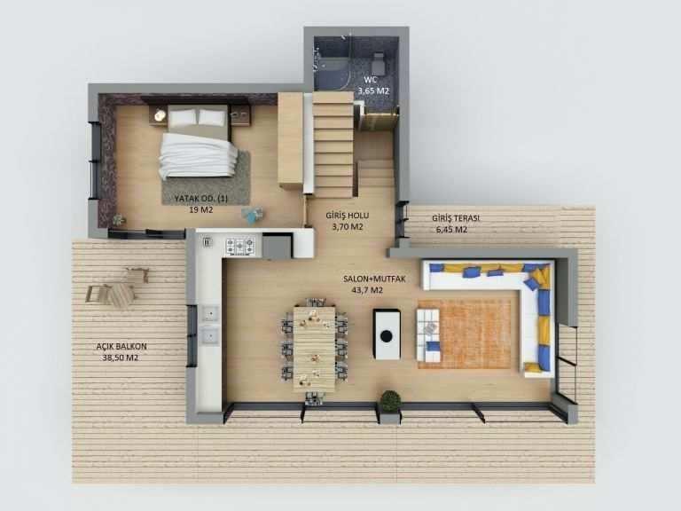 rumah eco friendly