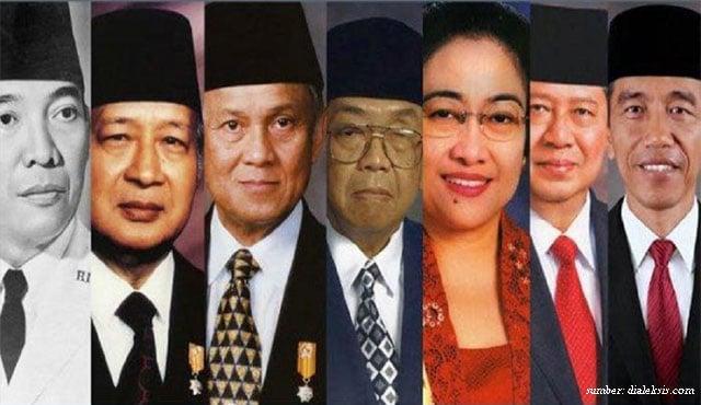 Menurut Hasil Survei Indo Barometer, Masyarakat Indonesia Lebih Suka Dipimpin Soeharto daripada Jokowi