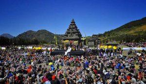 dieng cultural festival
