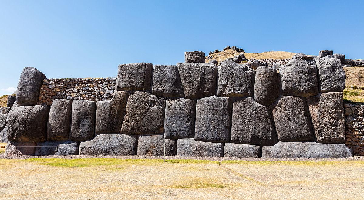 dinding Sacsayhuman