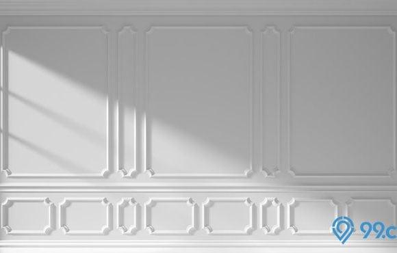 dinding gypsum